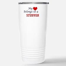 My heart belongs to a S Travel Mug