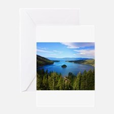 Emerald Island Greeting Cards