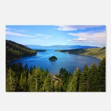 Emerald Island Postcards (Package of 8)
