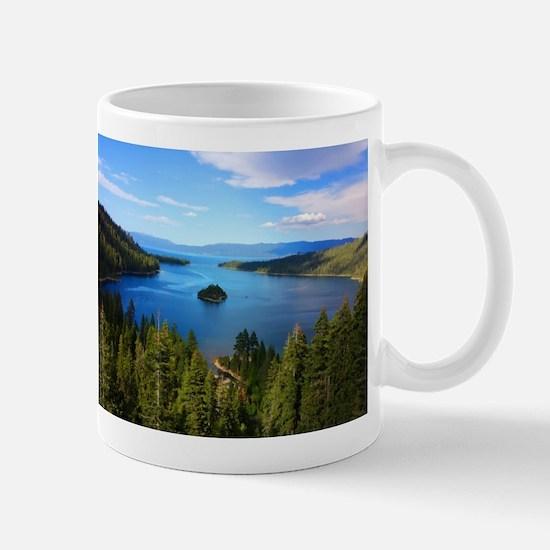 Emerald Island Mugs