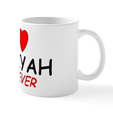 I Love Jaliyah Forever - Mug