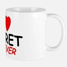 I Love Garret Forever - Mug