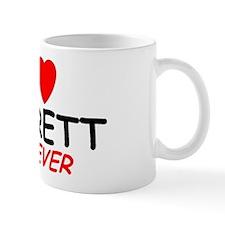 I Love Garrett Forever - Mug