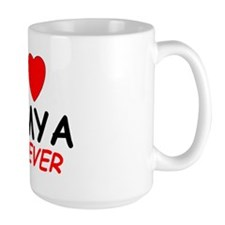 I Love Jamya Forever - Mug