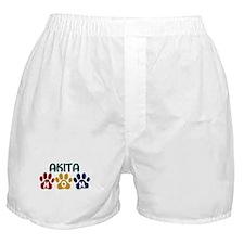 Akita Mom 1 Boxer Shorts