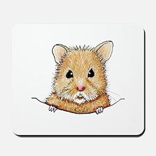 Pocket Hamster Mousepad
