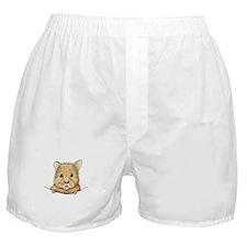 Pocket Hamster Boxer Shorts