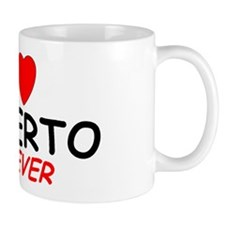 I Love Gilberto Forever - Coffee Mug