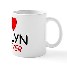 I Love Jazlyn Forever - Mug