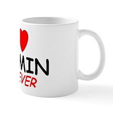 I Love Jazmin Forever - Mug
