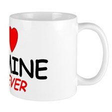 I Love Jazmine Forever - Coffee Mug