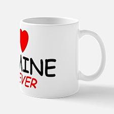 I Love Jazmine Forever - Mug