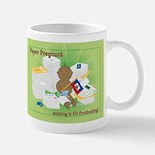 Mug/Boy/Paper Pregnant