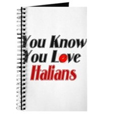 You know you love Italy Journal
