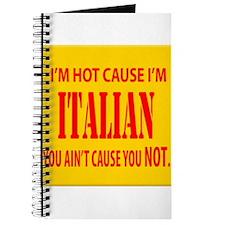 hot Italian Journal