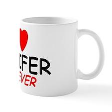 I Love Jenifer Forever - Mug