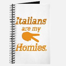 Italian are my Homies Journal