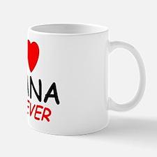 I Love Joana Forever - Mug