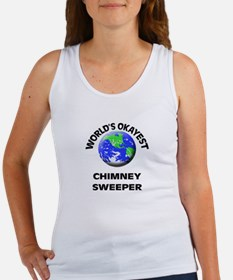 World's Okayest Chimney Sweeper Tank Top