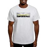 6thBoro Hoboken Design T-Shirt (Ash)