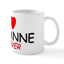 I Love Julianne Forever - Mug
