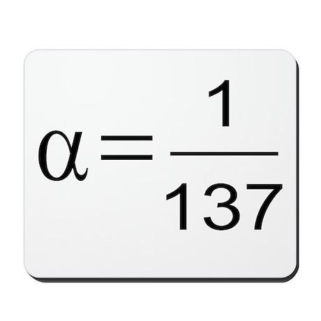 137 Mousepad