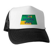 Illinois The Prairie State Trucker Hat