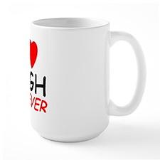 I Love Hugh Forever - Mug