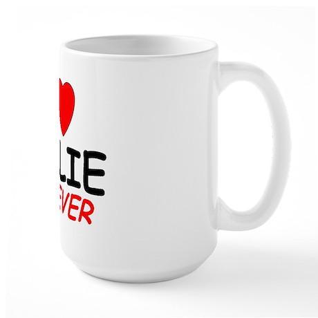 I Love Kallie Forever - Large Mug