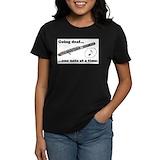 Flute Women's Dark T-Shirt