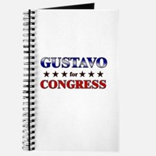 GUSTAVO for congress Journal