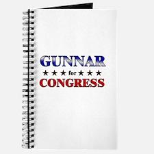 GUNNAR for congress Journal