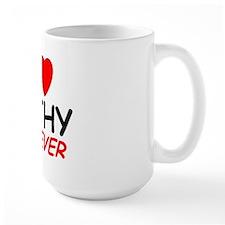 I Love Kathy Forever - Ceramic Mugs