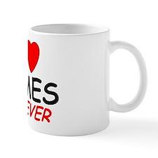 I Love James Forever - Mug