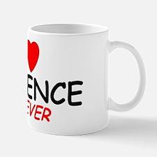 I Love Kaydence Forever - Small Small Mug