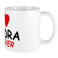 I Love Kendra Forever - Coffee Mug