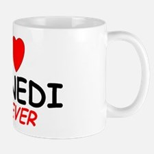 I Love Kennedi Forever - Small Small Mug