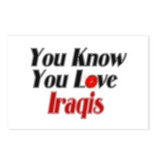 You know you love Iraqi Postcards (Package of 8)