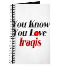 You know you love Iraqi Journal