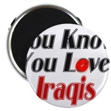 You know you love Iraqi Magnet