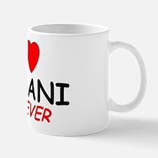 I Love Leilani Forever - Mug