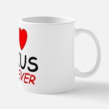 I Love Lexus Forever - Mug