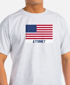 Ameircan Attorney T-Shirt