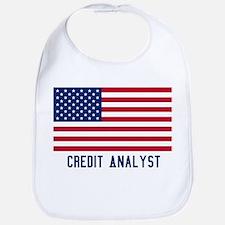 Ameircan Credit Analyst Bib