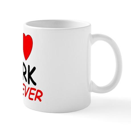 I Love Kirk Forever - Mug