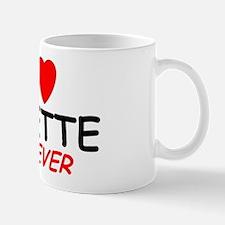 I Love Lizette Forever - Mug
