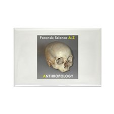 Forensic Anthropology Rectangle Magnet (10 pack)
