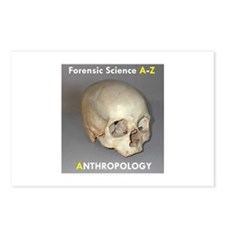Forensic Anthropology Postcards (Package of 8)
