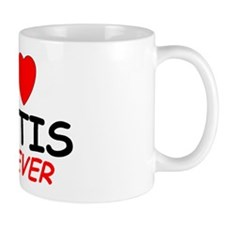I Love Kurtis Forever - Small Small Mug