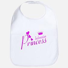 Indonesian Princess Bib